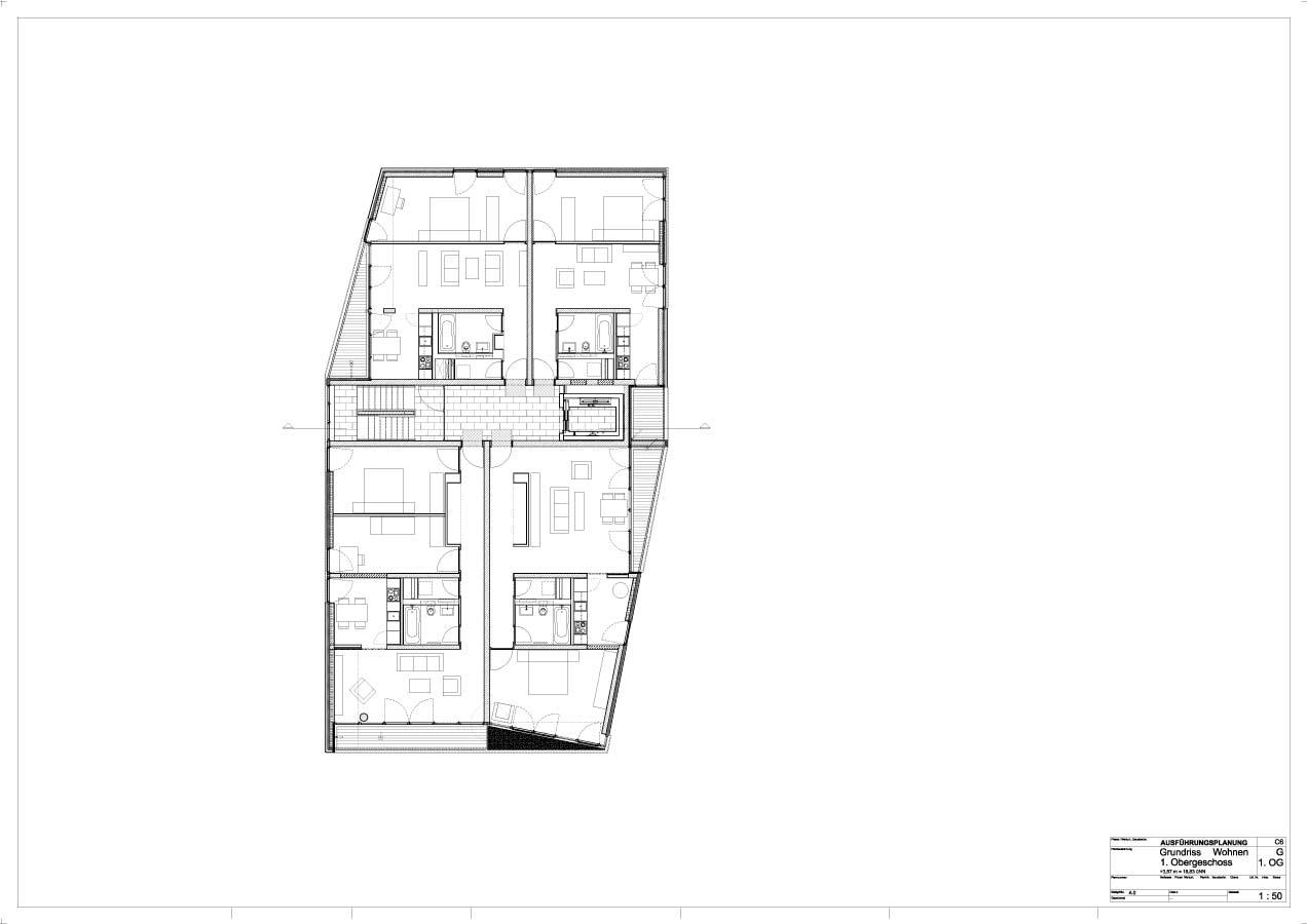 Wohnen Im Brahmsquartier: BDA Hamburg Architekturpreis